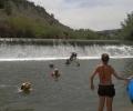 Rafting descenso del Segura